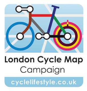 London Cycle Map